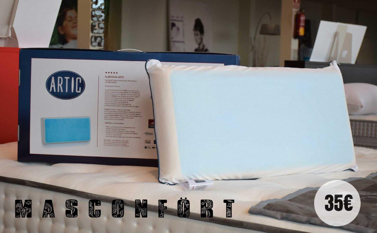 Promoción almohada térmica