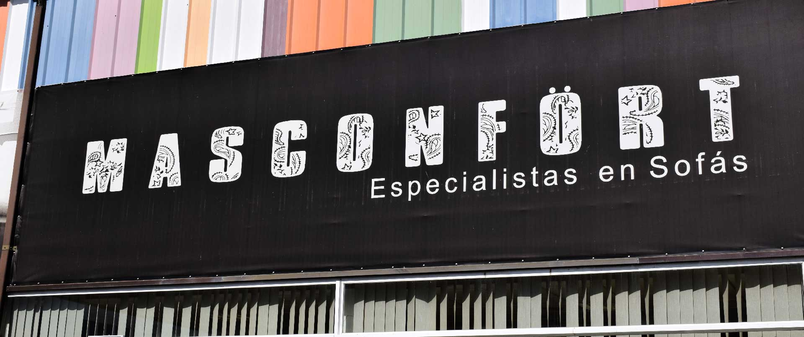 Fachada masconfort en Estepona