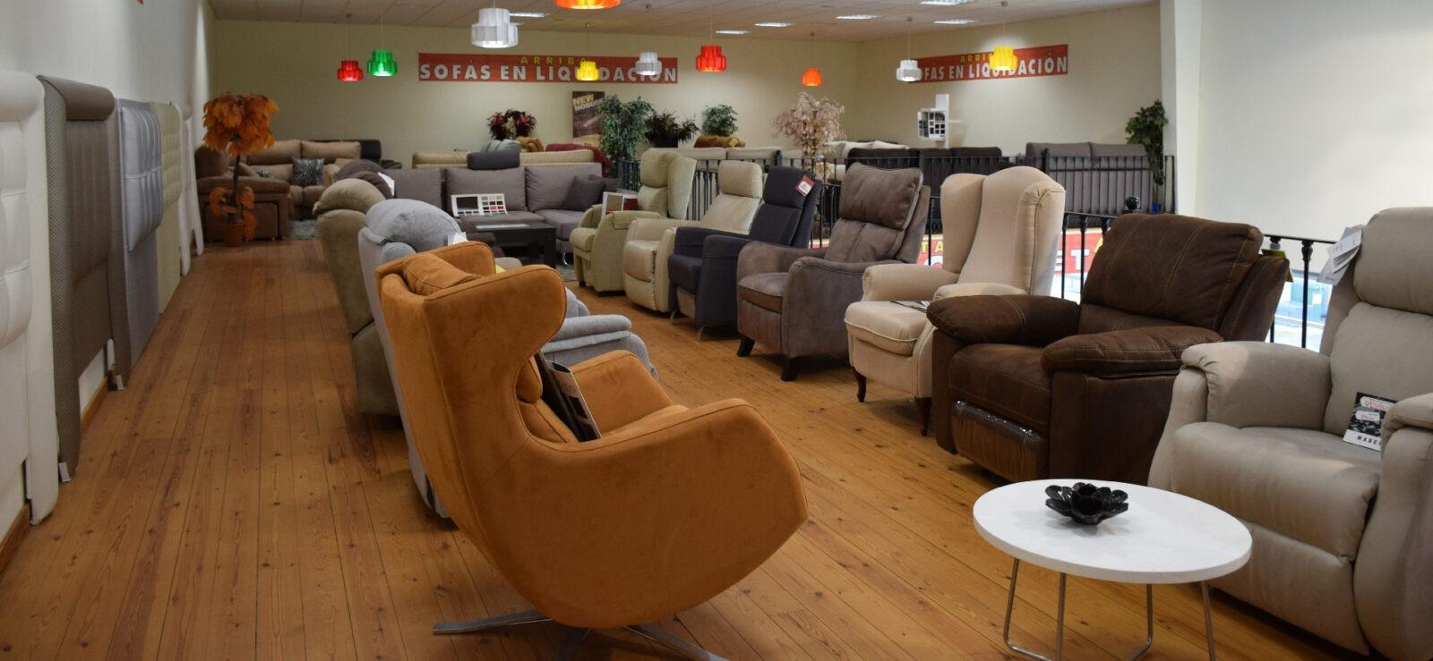Tienda de colchones y sofás en Estepona Masconfort