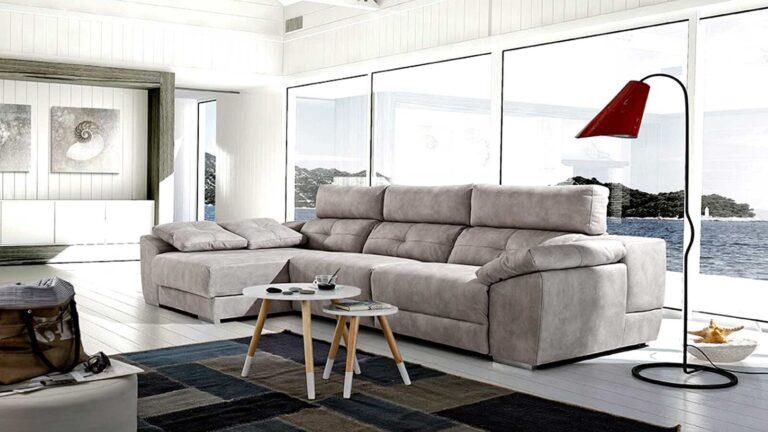 Sofa masconfort supreme con botonera táctil