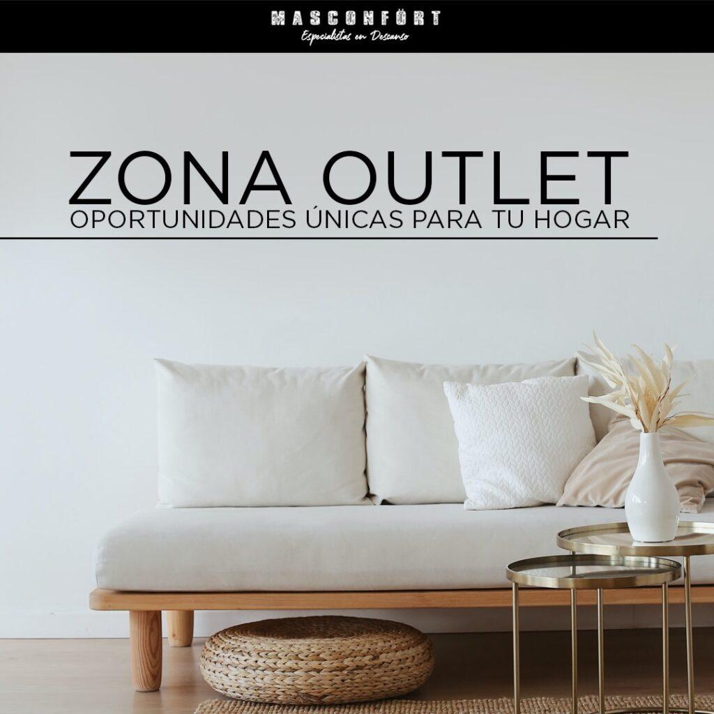 Zona outlet masconfort